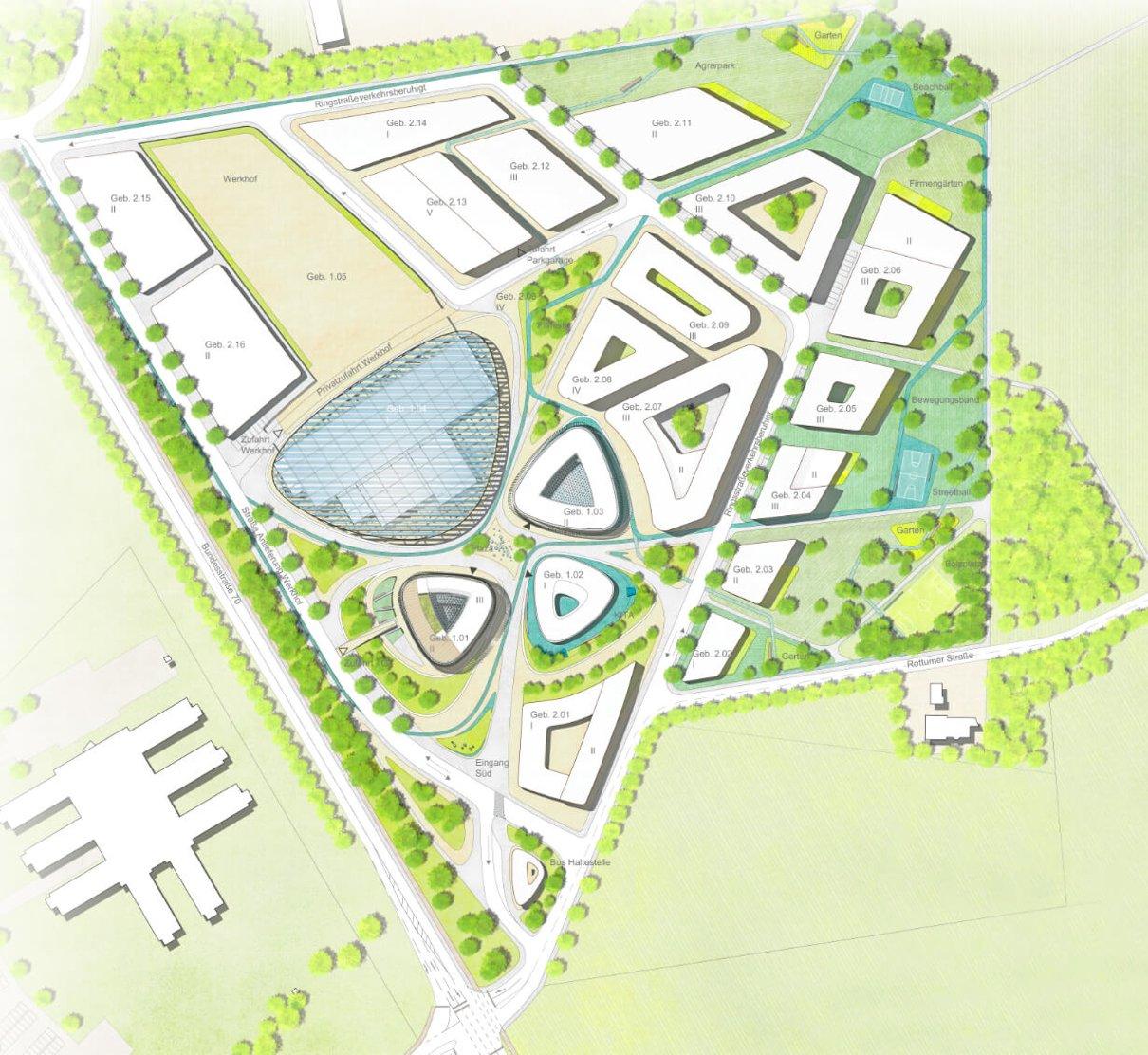 LühnProjekt LAVA Plan